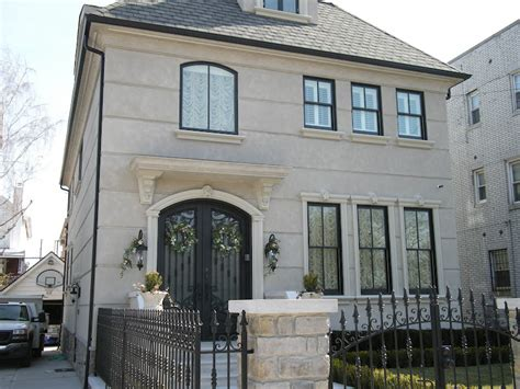 brooklyn home design blog builders show appearance of eifs your eyes might