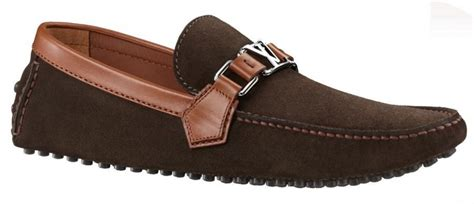 louis vuitton velvet slippers louis vuitton lv initials brown velvet driving moccasins