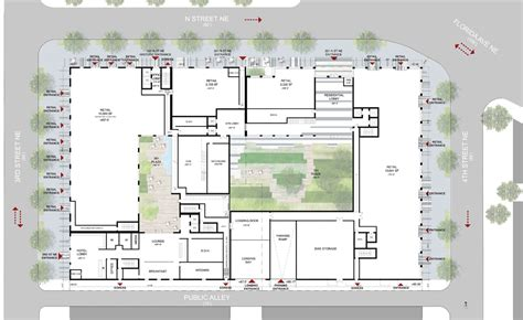 Retail Apartment Plans Foulger Pratt Plans To Develop Residential Hotel Office