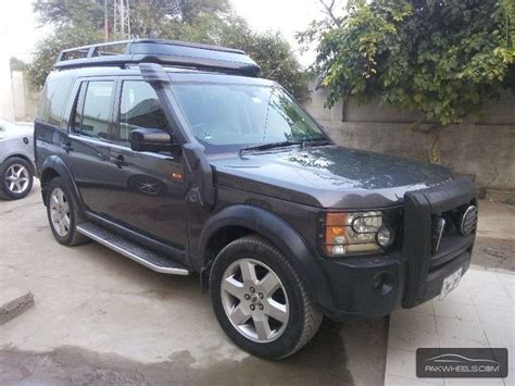 how things work cars 2006 land rover discovery lane departure warning land rover discovery 2006 for sale in islamabad pakwheels