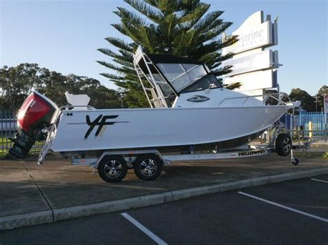 yellowfin boats review boat listing quintrex yellowfin 6700 cabin