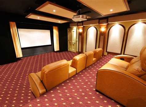 curtain call home theater carpet