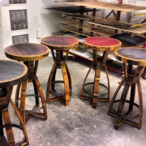 Wine Bar Table Best 25 Wine Barrel Bar Ideas On Barrel Bar Whiskey Barrel Bar And Wine Barrel Bar