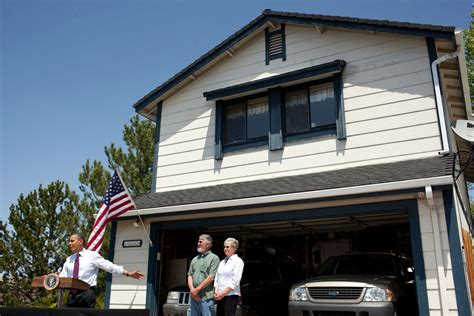 obama residence president obama calls for a simpler refinancing process