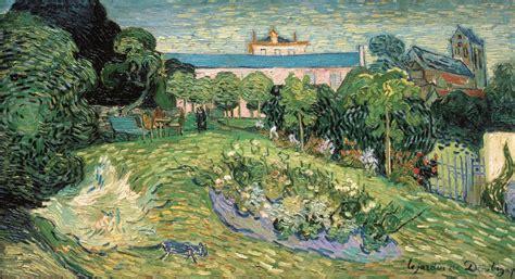 van gogh tuin van gogh schildert tuin daubigny tijdens laatste maanden