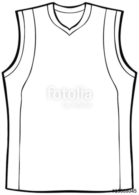 quot basketball jersey quot stock image and royalty free vector