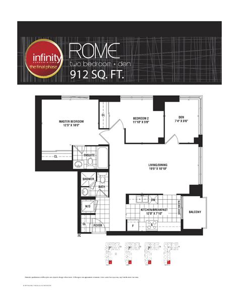 30 grand trunk floor plans 30 grand trunk crescent floor plans 30 grand trunk