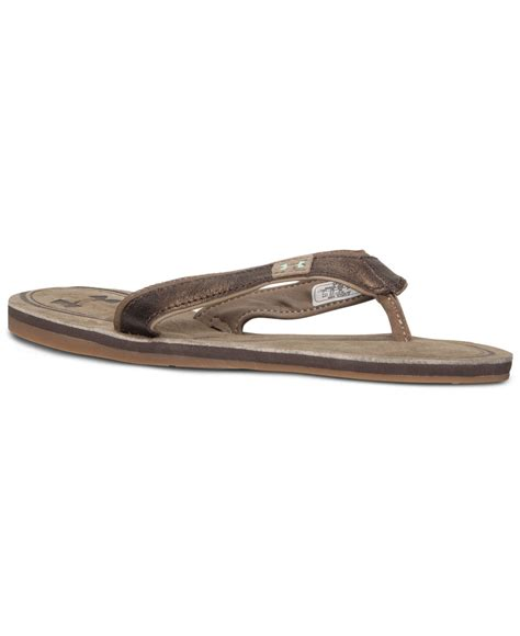armour sandals womens lyst armour s tropicflow leather