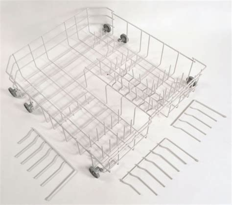 Jenn Air Dishwasher Replacement Racks by Wp99002571 Jenn Air Dishwasher Lower Dish Rack