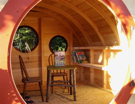 the magic of a hobbit house see this hobbit house it could now be yours along with