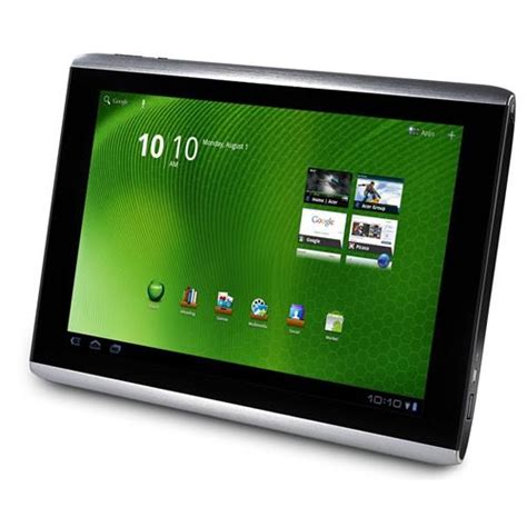 Android Acer Ram 1gb acer a500 10s16w 10 1 quot nvidia 1 ghz 1gb memory 16gb drive android tablet 846154073121 ebay