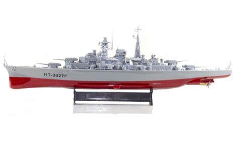 rc boats battleships ht 3827 battleship rc boat
