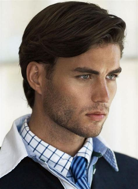 mens short hairstyles middle some good inspiration of short haircuts for guy with 4