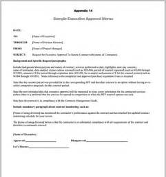 Memo template for executive format of executive memo template