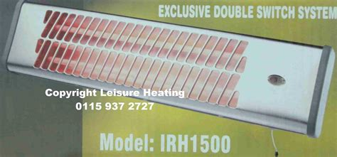 Radiant Heat For Bathroom by Infra Radiant Heater