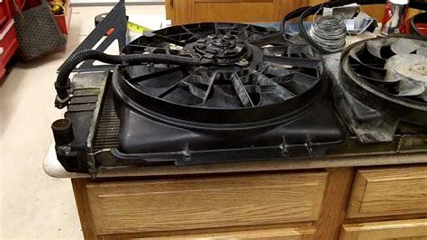 jeep cherokee fan shroud installation 97 01 jeep cherokee xj installing taurus fan part 4 youtube