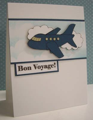 bon voyage card template sting with loll bon voyage
