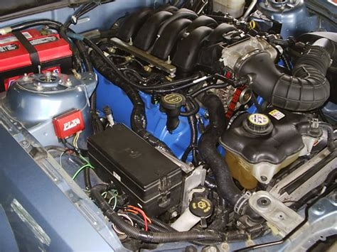 93 Mustang Auto To Manual Swap by How To V6 To V8 Swap Ford Mustang Forum