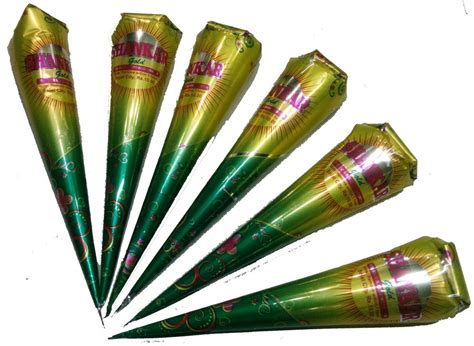 henna tattoo cones shankar henna mehndi cone herbal temporary