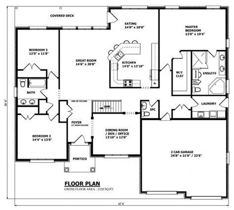custom bungalow floor plans 25 best ideas about custom house plans on pinterest