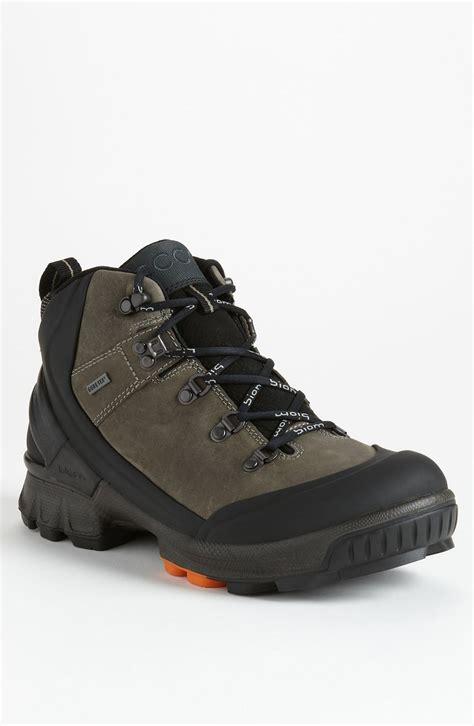 ecco biom hike 13 hiking boot in for black warm