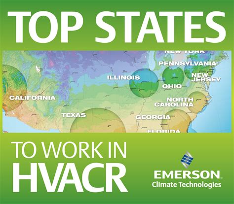best states to work in the top 10 states to work in hvacr climate conversations