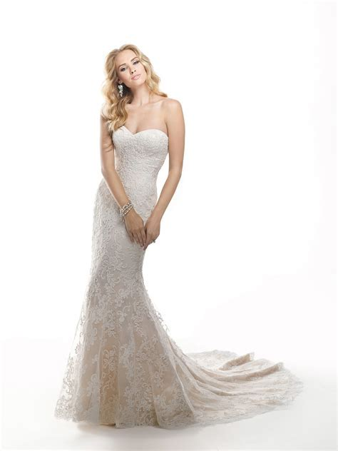 Maggie Sottero Wedding Dresses   Style Chesney 4MS853