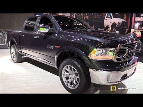 best looking diesel truck 2016 ram 1500 limited diesel in exterior and interior