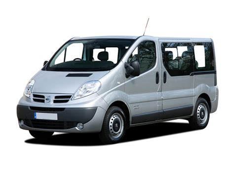 brand new nissan primastar 2 0 dci se 115ps 9 seater