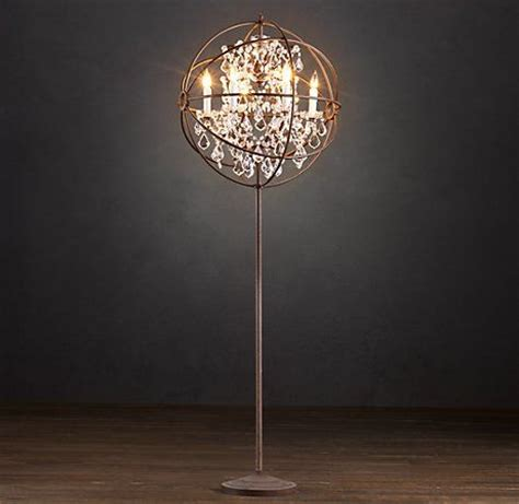 Restoration Hardware Chandelier Floor L Foucault S Orb Floor L 1395special 1175 The Gyroscope Created By 19th Century