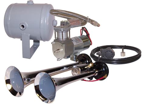 boat horn installation dual truck car air horn kit new loud easy to fit horns ebay