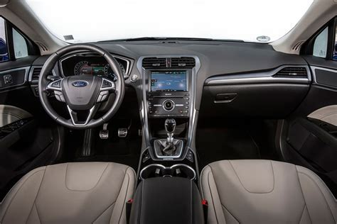 New Mondeo Interior by Drive Review Ford Mondeo 2015