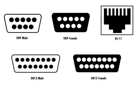 rj45 visio stencil modular adapter kit db9 to rj11 black box