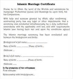 marriage contract 7 free pdf doc