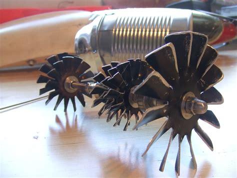 fan in a can tin can turbo fan turbine wheel work cancelled