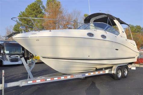 commonwealth boat brokers reviews 2007 sea ray 260 sundancer ashland virginia boats