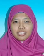 Hafizah Habibah of undergraduate programmes faculty of science and technology