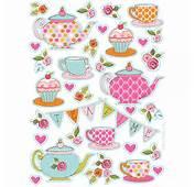 High Tea Sticker
