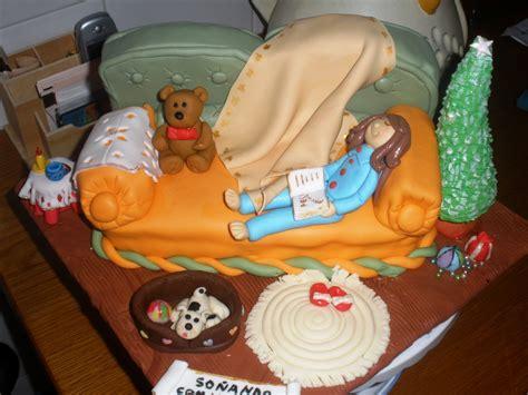 esta tarta es una mezcla de fondant y glaseado real cosas ricas y de buen ver tarta fondant de navidad