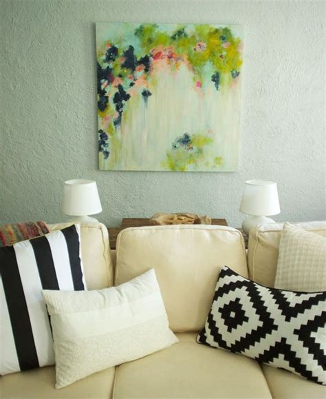 art behind couch 25 best ideas about art over couch on pinterest over