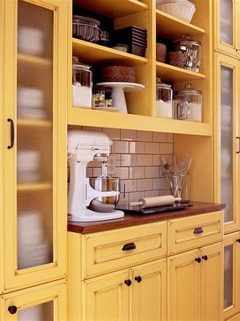 yellow kitchen cabinet a dash of sunshine yellow kitchen cabinets hues design