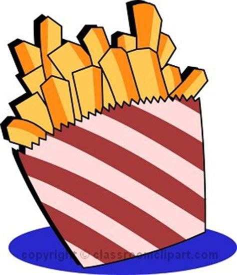 hot chips clipart clipart food frames clipart panda free clipart images