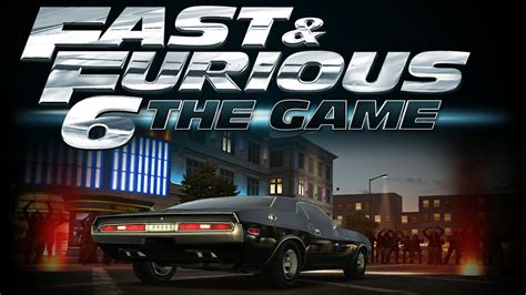fast and furious online game fast furious 6 the game universal hd gameplay