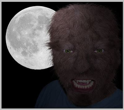 werewolf tutorial photoshop digital photo sig blog turn yourself into a werewolf