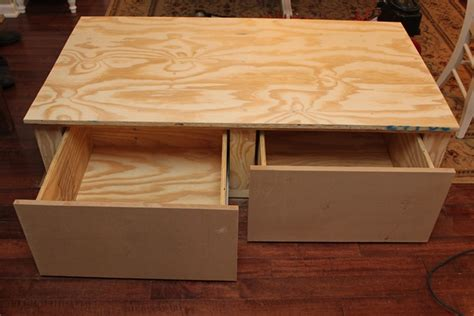 Building Drawers With Slides by Building Drawer Slides From Wood Studio Design