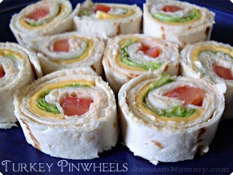 pinwheel recipes turkey pinwheels recipe