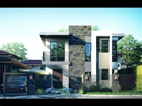 elegant house design for a small house two story modern house design architecture and worldwide