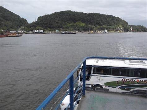 ferry boat guaratuba travessia ferry boat picture of baia de guaratuba