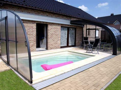 Veranda Mit Pool by Pool 252 Berdachung Moderne Und Aktuelle Vorschl 228 Ge