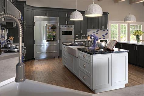 tsg kitchen cabinets greystone shaker wcf